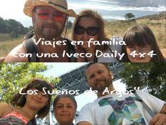 Viajes en familia en una Iveco Daily  4x4 Argos on Vimeo