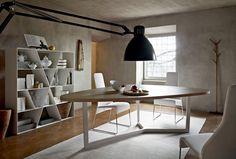 Bookcase: SHELF X - Collection: B&B Italia - Design: Naoto Fukasawa