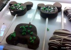 Easter and St. Patrick's Day Holiday Treats in Disney World