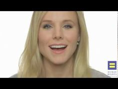 Kristen Bell supports Americans for Marriage Equality. Do you?