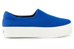 52 Epic Sneakers To Wear All Fall #refinery29  http://www.refinery29.com/best-sneakers-fall-2014#slide14  Slip-Ons