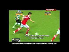 SL Benfica 2-0 Sporting CP - Salvio Sporting, Music, Youtube, Club, Happy, Musica, Musik, Muziek, Music Activities
