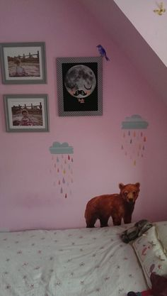 Checovenyl, Photo wall, wall stickers, kids bedroom