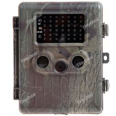 """2.5\"""" LCD Screen 12MP Infrared Digital Video Camera with SD Slot HUI-193313"""