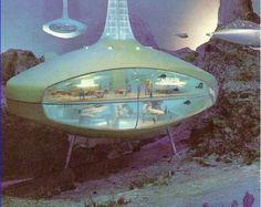 1964 Undersea Hotel