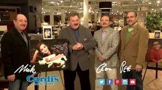 Adoption RI's Heart gallery on display @ Cardi's Furniture West Warwick, RI! #CardisFurniture #TVMaitred #AdoptionRI