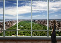 $110 million One57 Penthouse, New York