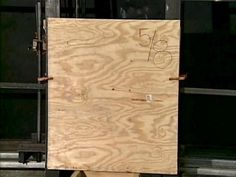 Cutting and installing plywood hurricane shutters could make the difference when it comes to protecting your home and possessions during a storm. These shutters can be used on a frame or cement-block home. Cafe Shutters, Diy Shutters, Hurricane Windows, Hurricane Shutters, Boarding Up Windows, Bermuda Shutters, Cornice Box, Window Protection, Hurricane Preparedness