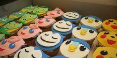 Pokemon Cupcakes - Cupcakes Take The Cake