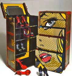 Goyard Lichtenstein Trunk _ OMFG I NEED THIS OR I WILL SURELY DIE