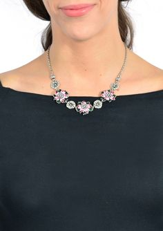 Excitement Floral Statement Necklace 19,90 € #happinessbtq