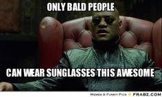 bald people meme - Recherche Google