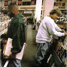 """DJ Shadow """"Endtroducing"""""""