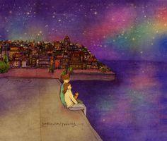#12 Observar O Mar À Noite