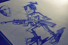 Sketch #JKR