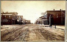 Laramie, Wyoming in 1890
