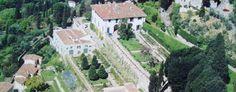 notizie  G.M.: VILLA MEDICI DI FIESOLE-FIRENZE  La villa fu fatt...