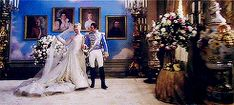 Cinderella wedding scene... I think j might be just a tad bit obsessed! ☺️