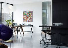 Bright and tasteful (SKD Residence, VIC). Check out other beautiful houses from the 2013 Australian Interior Design Awards [GALLERY]