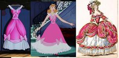 """DVDizzy.com • View topic - Disney Princess outfits """"historically accurate"""""""