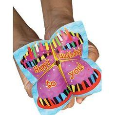 happy birthday cootie catcher