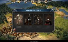 [모바일게임/UI] Total War Battles KINGDOM : 네이버 카페