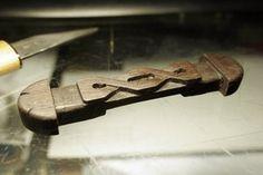 Making of viking Scabbard 13 by djorll