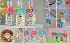Looking for some simple and easy Easter Gift Ideas? The kids will love this Easter craft . Aren't they just ADORABLE? … Give as gifts or put them in your child's Easter basket. What makes crafts like these so great, is that they are fun to … Easy Easter Crafts, Easter Projects, Easter Crafts For Kids, Easter Gift, Easter Ideas, Diy Projects, Easter Decor, Happy Easter, Easter Dyi