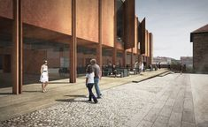 Gallery of Cubo + jaja Win Competition to Restore the Nyborg Castle in Denmark - 10