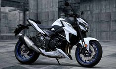 Suzuki India launched the 2019 version of the GSX at a price of Lakh (ex showroom) in India. Suzuki Gsx, Ducati Monster 821, Honda Africa Twin, Triumph Street Triple, 125cc, Bike News, Roadster, Scrambler Motorcycle, Product Launch