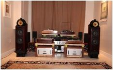 """#IsoAcoustics stands dramatically transformed my B&W Nautilus 802 speakers to create this large, open, spacious sound. The #speakers just disappear. The kit was easy to install once the spikes were removed & the difference in the sound clarity was immediately heard."" - Dr B. Tse Nautilus, Spikes, Acoustic, Clarity, Terrace, How To Remove, Australia, Kit, Create"