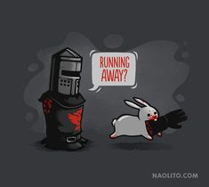 Running away by Naolito on DeviantArt Dead Hand, Dont Look Back, Monty Python, Daddys Little, Running Away, Drawing Tools, Pokemon, Lol, Animation