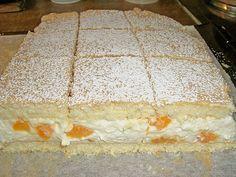 Mandarinen – Quark – Schnitten - Einfache Rezepte
