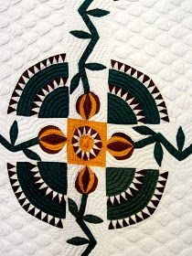 nifty quilts: Beauty Secrets