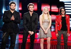 The Voice Season 4 Winner: Did Michelle Chamuel, Danielle Bradbery or the Swon Brothers Win?