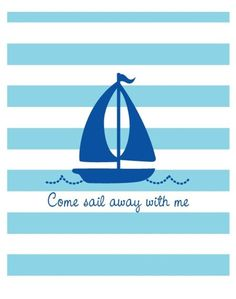 New England Dreams - Come sail away with me