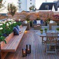 """172 Me gusta, 3 comentarios - HIT (@hitblog) en Instagram: """"La terraza es uno de los espacios más usados en el verano si es que no el MÁS! Es por eso que…"""""""