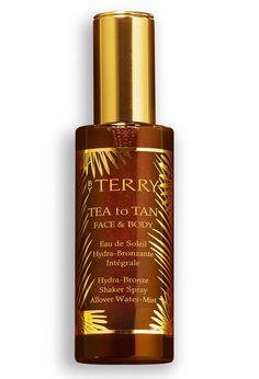 By Terry Tea to Tan Face & Body Hydra-Bronze Shaker Spray Summer 2017