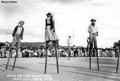 Baile de los Sancudos en Cd. de Oaxaca , Oaxaca Mexico
