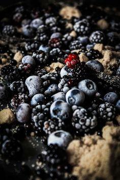 Berries © Mónica Pinto
