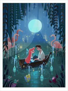 Kiss The Girl, Joey Chou