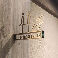 Wayfinding signages design - Xintiandi Plaza