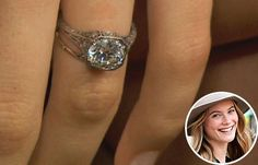 behati prinsloo engagement ring - vintage rings are my thing.