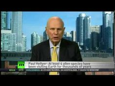 Paul Hellyer: ETs Want To Help Mankind 2013