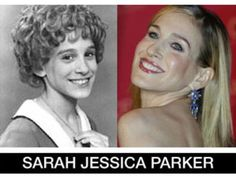 Sarah Jessica Parker as Annie Celebrities Then And Now, Young Celebrities, Celebs, Hot Actors, Actors & Actresses, Young Old, Childhood Photos, Cinema Actress, Stars Then And Now