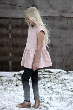 Laure Dress by StraightGrain