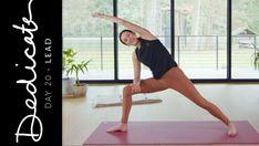 Yoga With Adriene Mishler 30 day yoga journey Dedicate - Day 20 - Discern Vinyasa Yoga, Yoga Meditation, Yoga Inspiration, Yoga Fitness, Free Yoga Videos, Yoga With Adriene, Trust Your Instincts, Yoga Poses For Beginners, Yoga Session