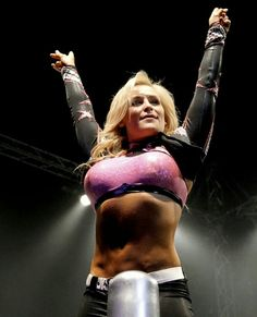 WWE Diva Natalya #Total Divas