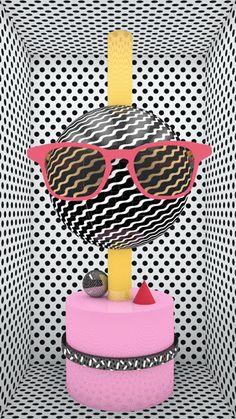 """Creation of a graphic loop for the event announcement of """"Bandes Originales"""" at Galeries Lafayette (Paris)January to March 2015.Création d'une boucle graphique pour annoncer l'événement """"Bandes Originales"""" aux Galeries Lafayette (Paris)De janvier à ma…"""