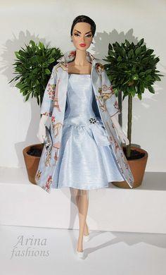 Fashion Royalty Place Vendome Victoire Roux in Arina fashions | par arina_fashions